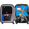 visual Coolblue Belmont Cabin Size Trolley 55cm Slim