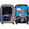 visual Coolblue  Indiscrete SLIM Cabin Trolley Case
