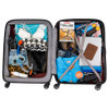 visual Coolblue Maloti Expandable Spinner 68cm Bruin