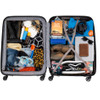 visual Coolblue Tracklite Expandable Spinner 78cm Slate