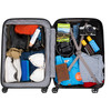 visual Coolblue Tracklite Expandable Spinner 67cm Lime