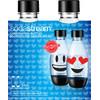 SodaStream Emoji Fuse Flessen 0,5 liter 2-pack