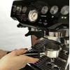 product in gebruik Grind & Infuse Pro 115A Zwart