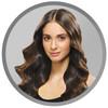 visual leverancier CI67E1 2-in-1 Curls