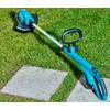 product in gebruik DUR181Z (zonder accu)