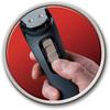 product in gebruik HC7150 ProPower Titanium Plus