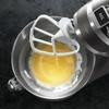 product in gebruik KM5540 Keukenmachine Mineral Charcoal