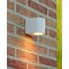 product in gebruik Zora-Led Wand S Wit 1 Lichtpunt