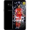 Galaxy S8 Plus Zwart Red Devils Pack