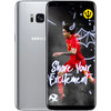 Galaxy S8 Zilver Red Devils Pack