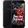 Galaxy A5 (2017) Zwart Red Devils Pack