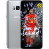 Galaxy S8 Plus Zilver Red Devils Pack