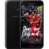 Galaxy A3 (2017) Zwart Red Devils Pack