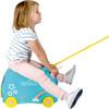 product in gebruik Ride-OnEenhoorn Una