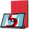 Just in Case Tri-Fold Huawei MediaPad M5 10/10 Pro Book Case Rood