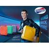 visual leverancier Soundbox Expandable Spinner 55cm Blue