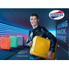 visual leverancier Soundbox Expandable Spinner 77cm Peach