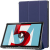 Just in Case Tri-Fold Huawei MediaPad M5 10/10 Pro Book Case Blauw