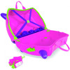 binnenkant Ride-On Roze Trixie