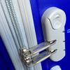 detail Caretta Spinner 53 cm Dazzling Blue
