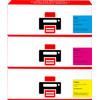Huismerk 201X 3-Kleuren Pack voor HP Printers (CF253XM)