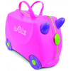 rechterkant Ride-On Roze Trixie