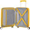 binnenkant Soundbox Expandable Spinner 55cm Yellow