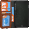 detail Leather Wallet iPhone 6 Plus/6s Pl Bruin