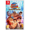 Street Fighter 30th Anniversary Collection Commutateur