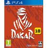 Dakar 18 PS4