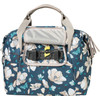 achterkant Magnolia Carry All Bag 18L Teal Blue