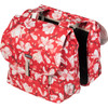 Basil Magnolia Double Bag 35L Poppy Red