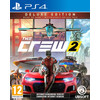 verpakking The Crew 2 Deluxe Edition PS4