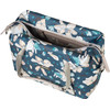 rechterkant Magnolia Carry All Bag 18L Teal Blue