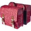 Basil Boheme Dubbel 35L Vintage Rood