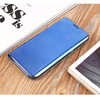 linkerkant Galaxy Note 8 Clear Stand View Cover Bla