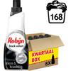 Robijn Klein & Krachtig Black Velvet Vloeibaar pakket