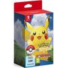 Pokemon Let's Go Pikachu Switch + Poke Ball Plus Pack