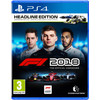 F1 2018 Headline Edition PS4
