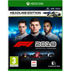 verpakking F1 2018 Headline Edition Xbox One