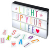 Alecto Letter Light Box