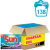 Sun Vaatwastabletten All-in-1 Extra Power - 138 stuks