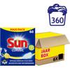 Sun Vaatwastabletten Classic Lemon - 360 stuks