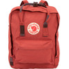 Fjällräven Kånken Deep-Red-Random Blocked 16 L