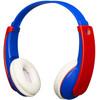JVC HA-KD9BT Rood/Blauw