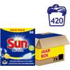 Sun Vaatwastabletten Classic Lemon - 420 stuks