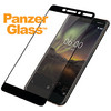 PanzerGlass Screenprotector Nokia 6.1 (2018) Black