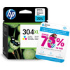 HP 304XL Cartridge 3-Kleuren Pack (N9K07AE)