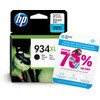 HP 934XL Cartridge Zwart (C2P23AE)