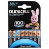 Duracell Ultra Power alkaline AAA-batterijen 8 stuks